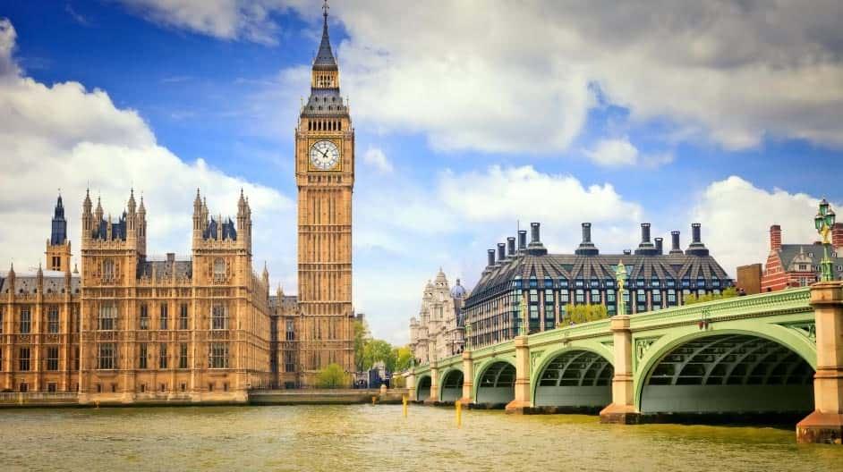 Limos4 Big Ben London