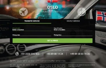 Limos4 Oslo Chauffeured Limousine Service and Airport Transfer