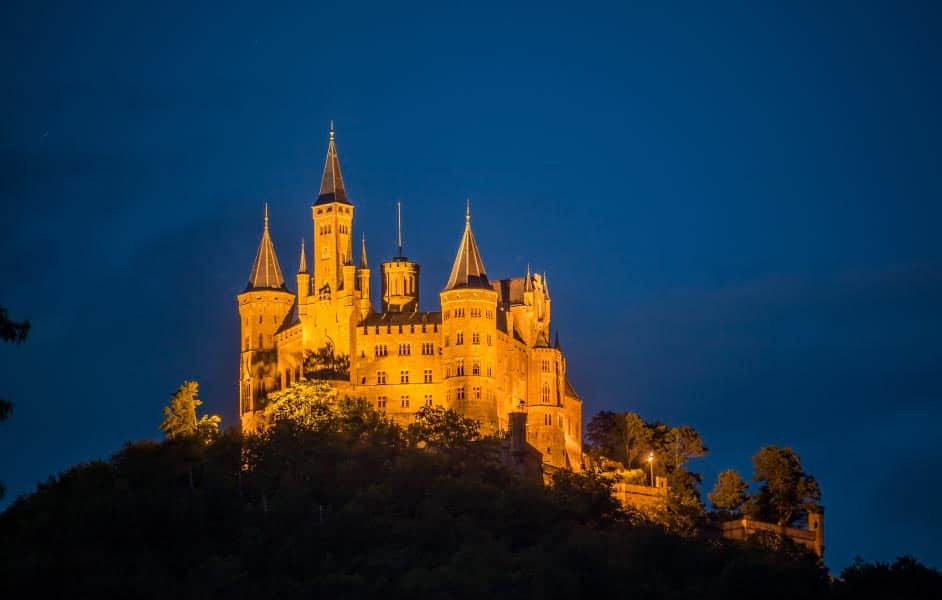 Limos4 Hohenzollern Castle in Germany