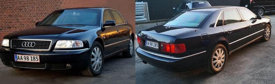 Limos4 Audi A8 Luxury Limousine