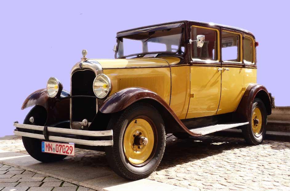 Limos4 Oldtimer Limousine