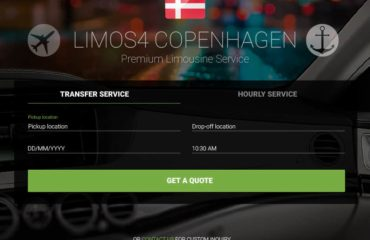 Limos4 Copenhagen Chauffeured Limousine Service and Airport Transfer