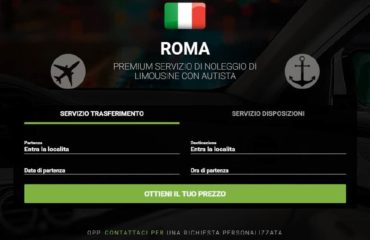 Limos4 Rome Chauffeured Limousine Service and Airport Transfer