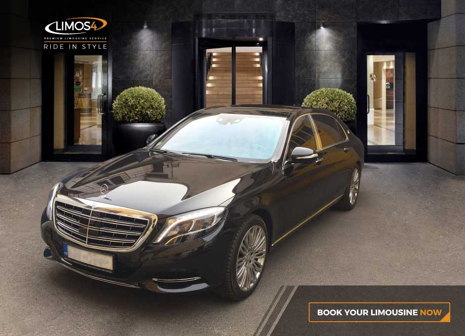 Limos4 Maybach Chauffeured Limousine Service -