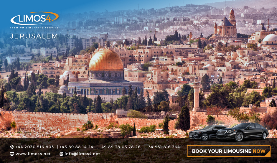 Limos4 Jerusalem Chauffeured Limousine Service and Airport Transfer