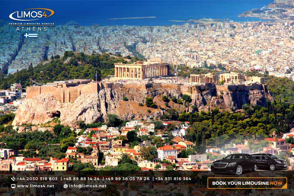 Limos4 Athens Chauffeured Limousine Service and Airport Transfer