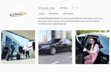 Limos4 Instagram Profile