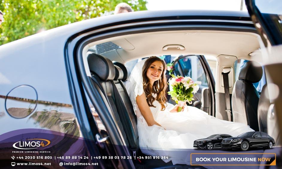 Limos4 Wedding Ceremony