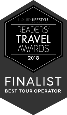 Readers' Travel Awards 2018