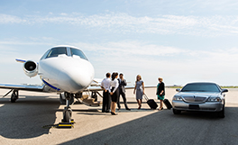 Zurich Airport Transportation - Limos4