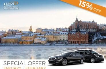 Stockholm Special Offer Limos4