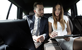 Los Angeles Corporate Event Transportation - Limos4