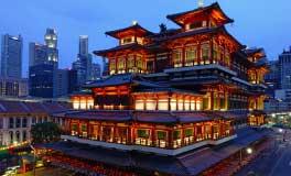 Singapore Sightseeing Tours - Limos4