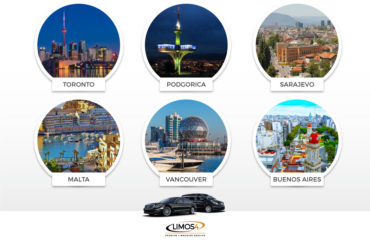 Limos4 Launches 6 New Cities Across 3 Continents