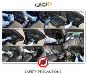 Vehicle Disinfecting - Limos4 Limousine Service