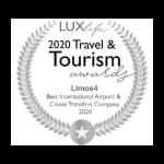 Limos4 Travel and Tourism Award
